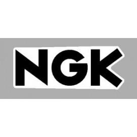 Pegatina logo NGK
