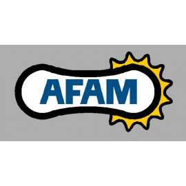 Sticker logo AFAM couleur
