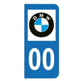logo de plaque d 39 immatriculation avec la marque de votre voiture ou moto plut t que votre logo. Black Bedroom Furniture Sets. Home Design Ideas