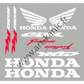 Adesivos HONDA CBR 600 RR