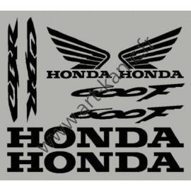 Adesivi HONDA CBR 600F