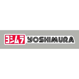 Logo autocollant sponsor Yoshimura