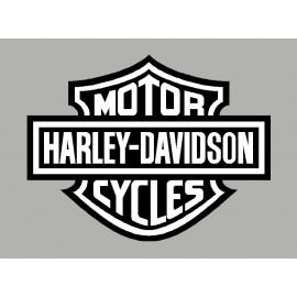 sticker autocollant Harley Davidson