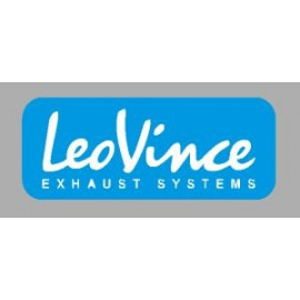 Pegatina logo leovince