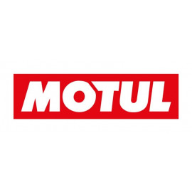 Sticker logo sponsor Motul 2 autocollant