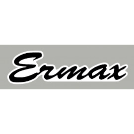 Sticker logo Ermax