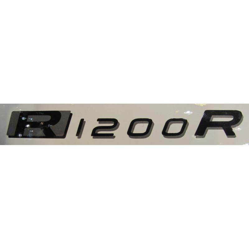 2 stickers autocollants R1200R BMW