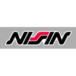 Pegatina logo Nissin