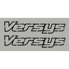 Kit Pegatinas Versys 1000 kawasaki 2013-14