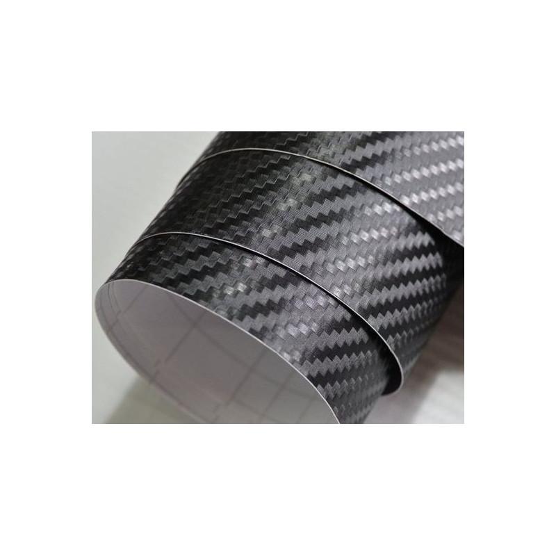 Vinyle de covering carbone texturé