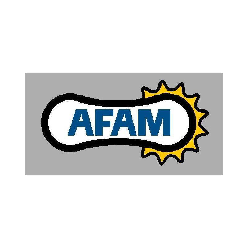 Sticker logo AFAM couleur