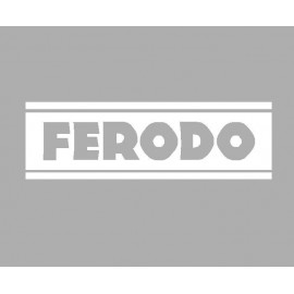 Sticker logo FERODO