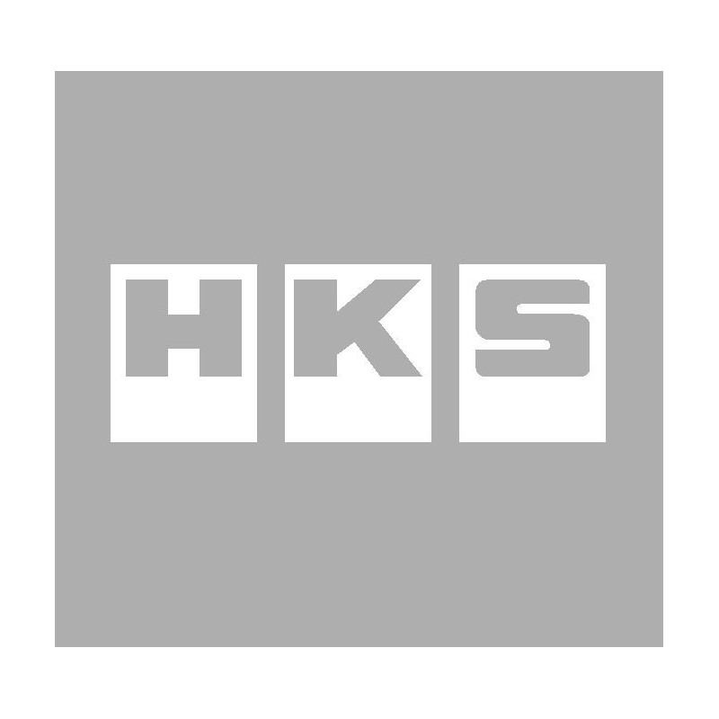 Sticker logo HKS