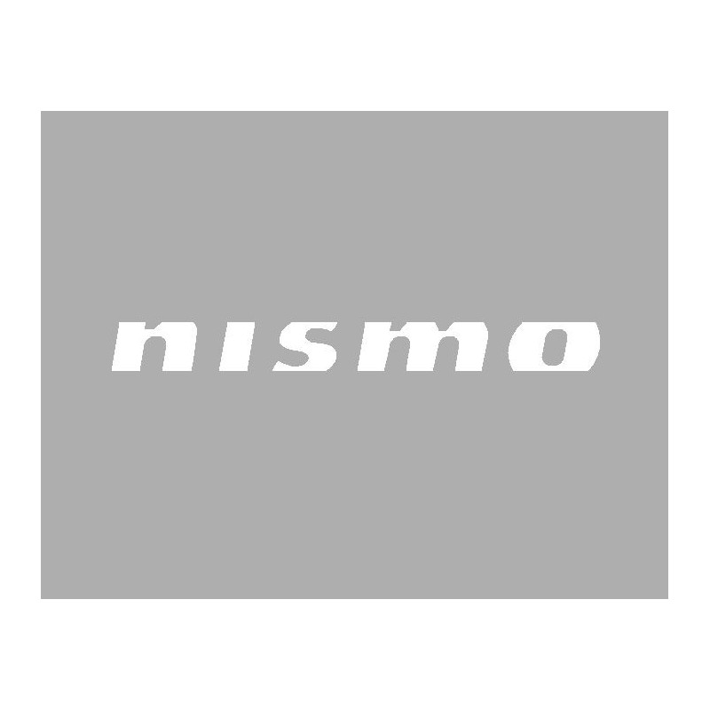 Sticker logo NISMO