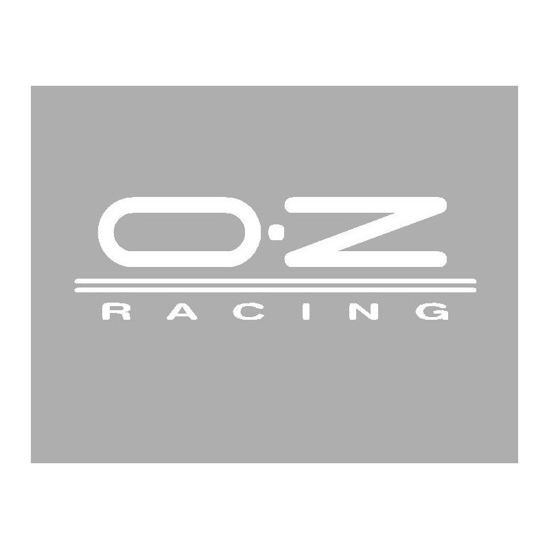 Sticker logo OZ RACING