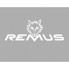 Sticker logo REMUS