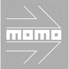 Sticker logo MOMO