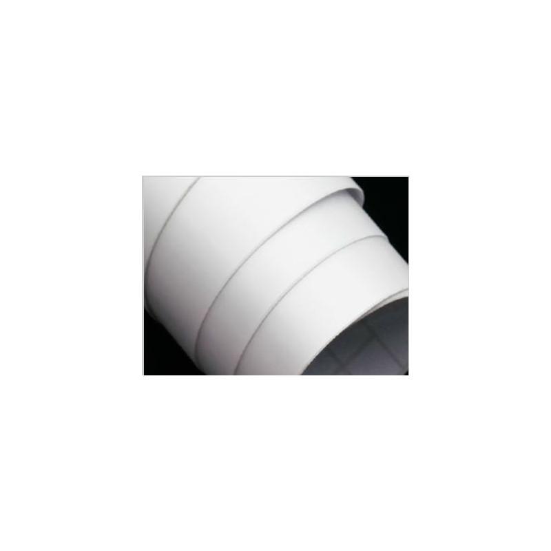 Vinyle pour covering carbone blanc mat