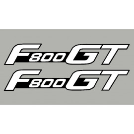 2 stickers for F800GT BMW