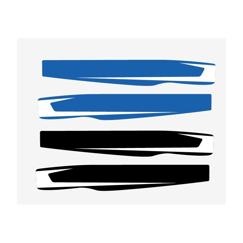 Sticker de bras oscillant pourYamaha YZ ou YZF