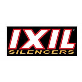 Pegatina logo Ixil