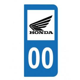 Logo Honda pour moto