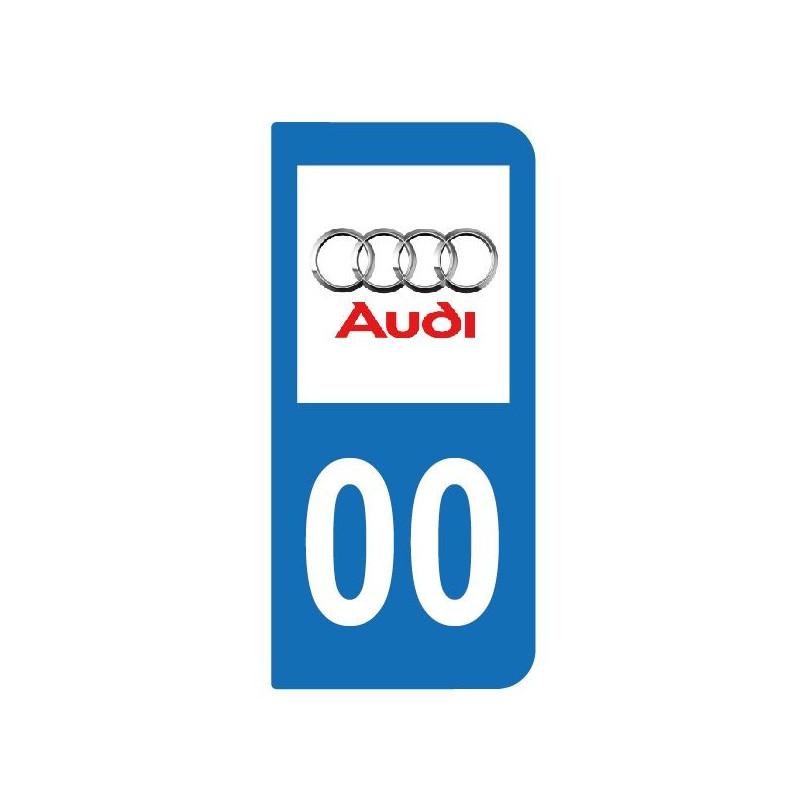 Logo Audi pour auto