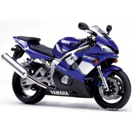 Kit Replica Yamaha R6 2001