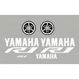 Aufkleber für YAMAHA R1 2015