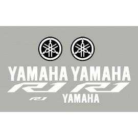 Kit sticker pour YAMAHA R6 ou R1 2015