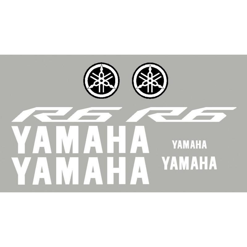 Aufkleber Fur YAMAHA R6 Oder R1