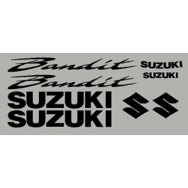Adesivos SUZUKI Bandit