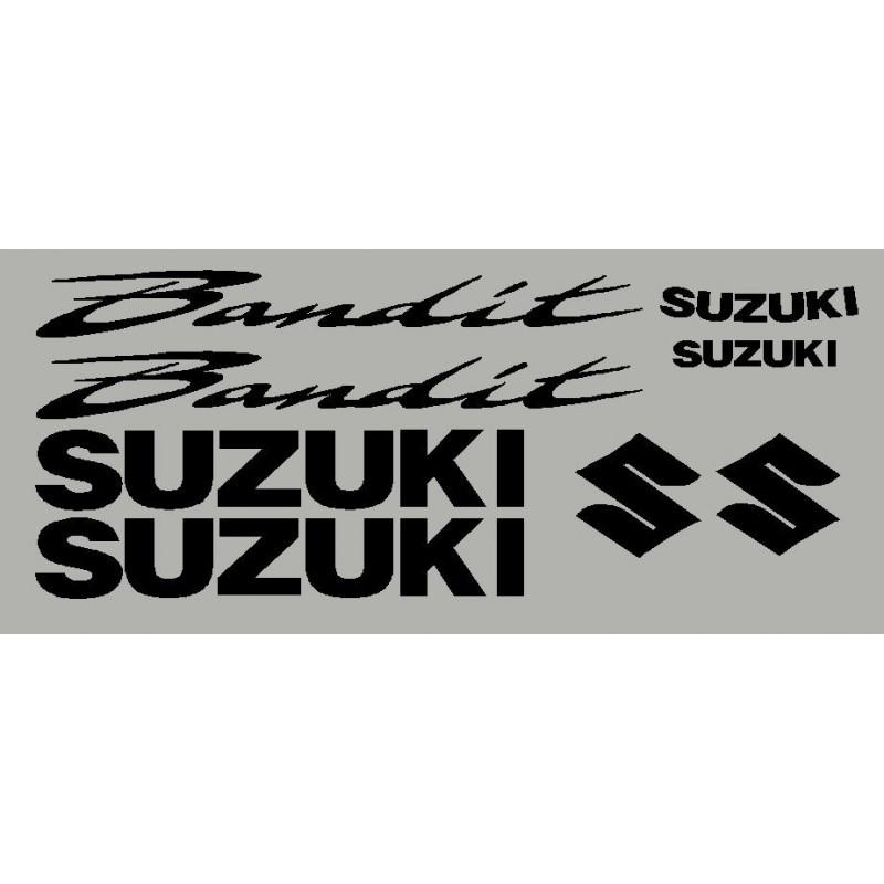Kit stickers pour Bandit