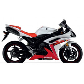 Kit Replica Yamaha R1 2007 white/red