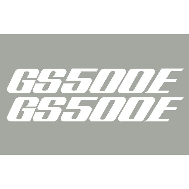 Suzuki GS500E logo