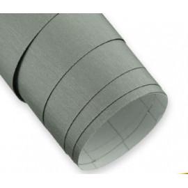 Vinyle pour covering acier brossé