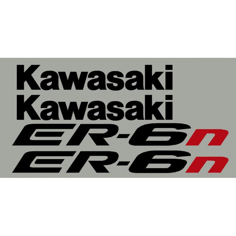Planche pour ER6n ou ER6f 2005 à 2008