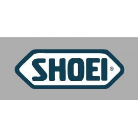 4 logos réfléchissant SHOEI fond blanc