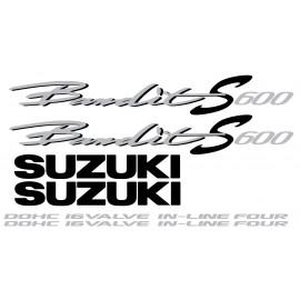 Stickers kit for SUZUKI Bandit