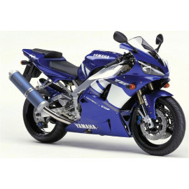 Kit Replica Yamaha R1 2001 bleu ou rouge