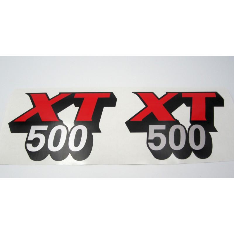 Aufkleber Yamaha XT 250