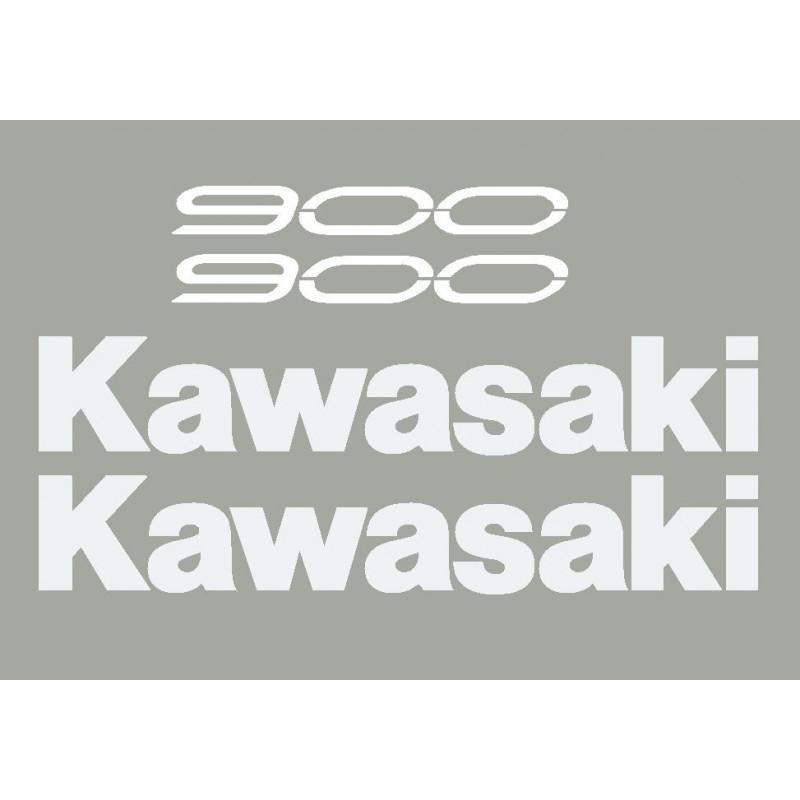 kit adesivi KAWASAKI Z750 e Z1000
