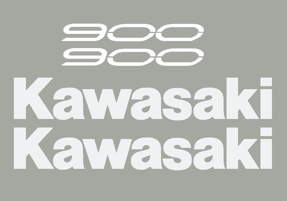 Stickers Kit For Kawasaki Z900