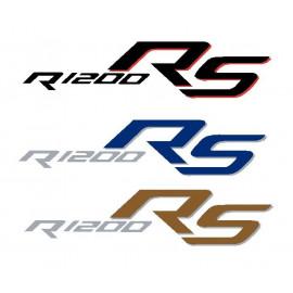 2 adesivi R1200RS BMW