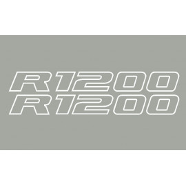 2 stickers for R1200 BMW