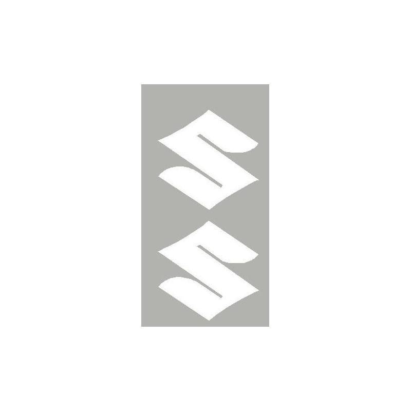 2 logo Suzuki dim 47x47 mm