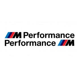 Sticker BMW M performance