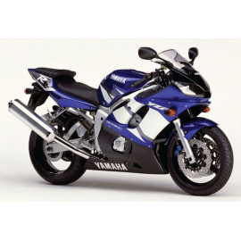 Kit Replica Yamaha R6 2002 bleu