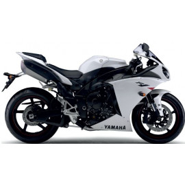 Kit Replica Yamaha R1 2010 blanc