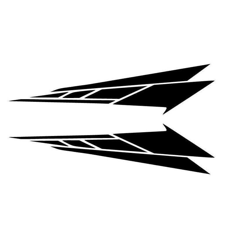 Forme deco pour Yamaha